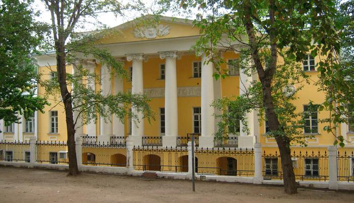 Медицинский колледж имени Клары Цеткин (МКИКЦ)