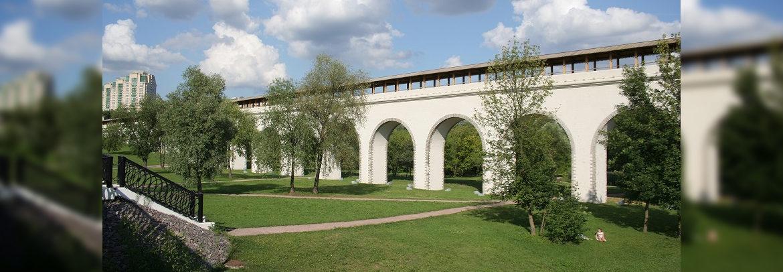 Ростокинский акведук реставрация