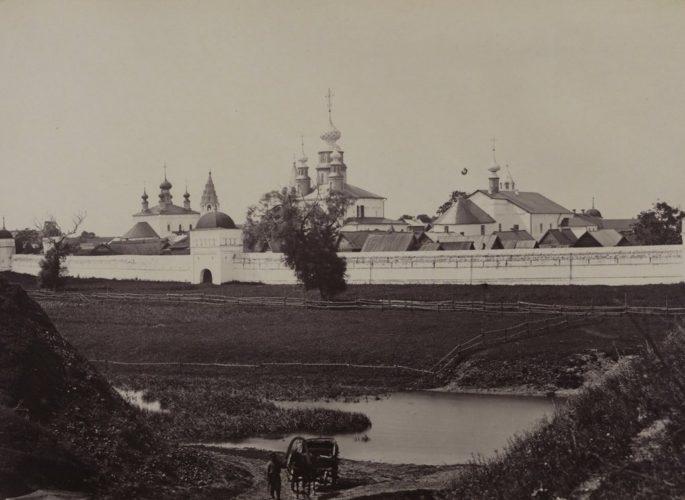 Архив Покровский монастырь 5
