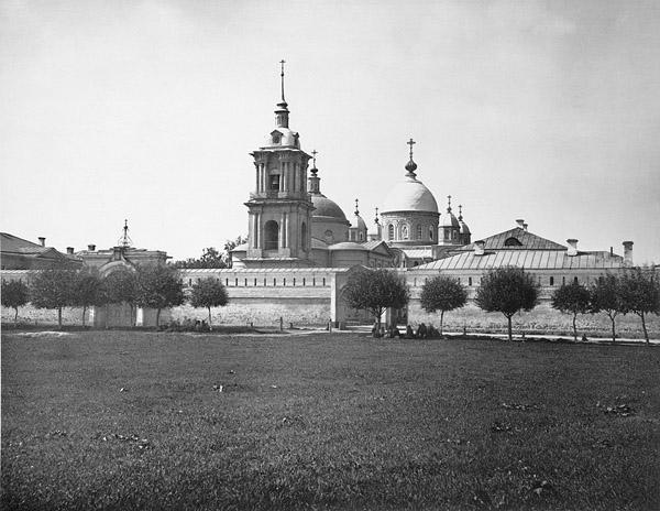 Архив Покровский монастырь 6
